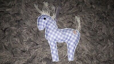 Hanging pony decoration