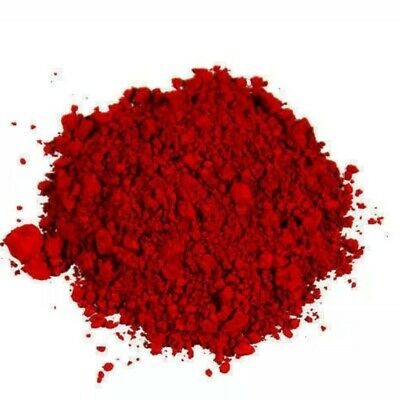 25G   BRIGHT RED Concentrated Food Colouring Powder Water Soluble Colour Color