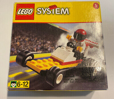 Shell Oil #5 of 6 2 Lego 1250 Dragster