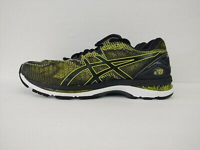 Scarpe ASICS Gel Nimbus 19 T700N Indigo BlueSafety Yellow