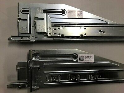 Dell R710 Rail Inner And Outer Rails Sets P/N: 0R088C , 0P188C