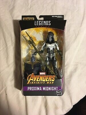Marvel Legends Series PROXIMA MIDNIGHT Figure - Avengers Infinity War - Thanos