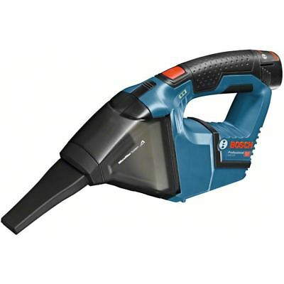 Bosch Vacuum Cleaner Gas 12V, with 2 x 3,0 Ah LI-ION Battery, L-BOX