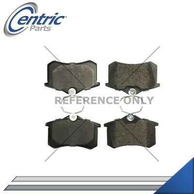 Rear Premium Brake Pads Set Left and Right For 2004-2010 PEUGEOT 307