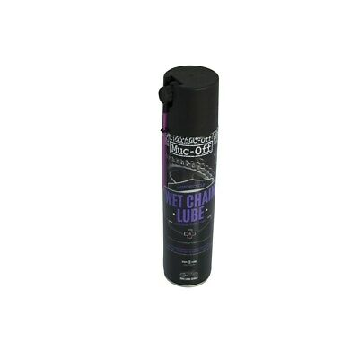 Muc-Off Wet Chain Lube Extreme Lube Extrem-Kettenspray 400 ml Dose