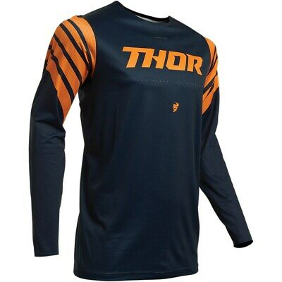 Thor Jersey Prime Pro Strut S20 midnight/orange XL Fahrerhemd