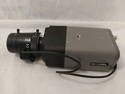 Siqura BC820 Network PoE IP Security Camera - great condition