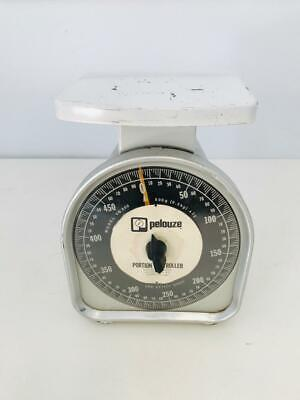 Pelouze Portion Controller Scale