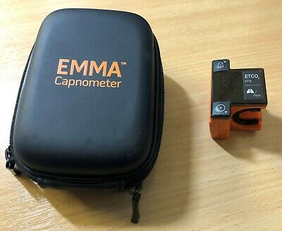 Masimo Emma Capnometer With Case