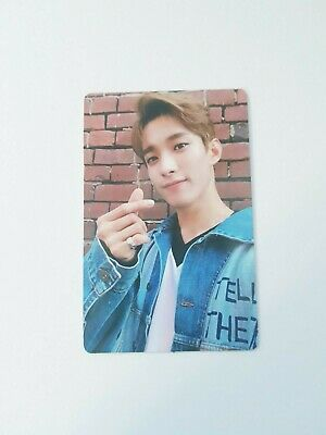 "K-POP SEVENTEEN Mini Album ""An Ode"" Official DOKYEOM REAL Ver Photocard"