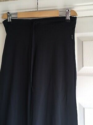 Casall Black Casual Training Pants Trousers Size XS