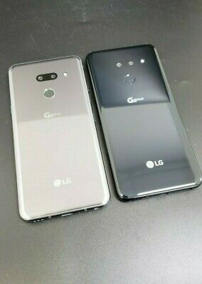 LG G8 THINQ 820UM AT&T GSM UNLOCKED 128GB SMARTPHONE ANDROID Open Box