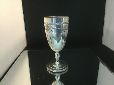"""~4~ Towle Louis Xiv Sterling Goblets ~ 6 1/2"""""""