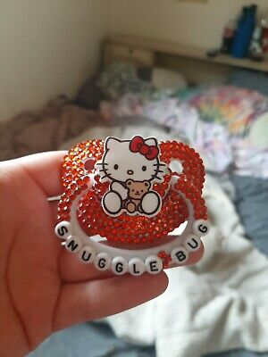 Snuggle bug adult Pacifier