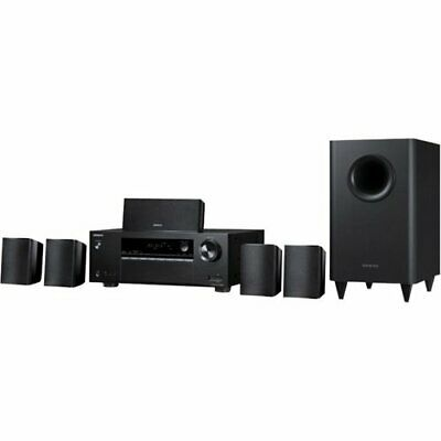 ONKYO HTS3800 5.1 Channel Home Theater Package New