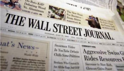 Wall Street Journal WSJ 9 Month Print Newspaper Home Paper Delivery Subscription