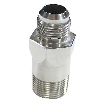"""Meziere WP1016U Adapter Fitting 1/"""" NPT Male to 16 AN Male"""