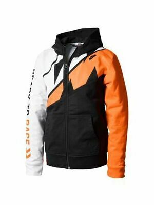 KTM Radical Kids Sliced Zip Hoodie