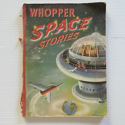 Whopper Space Stories - Vintage - Comic Stories