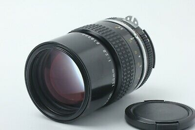 """For parts"" NIKON Ai NIKKOR 135mm f/ 2.8 Telephoto MF JAPAN #200191"