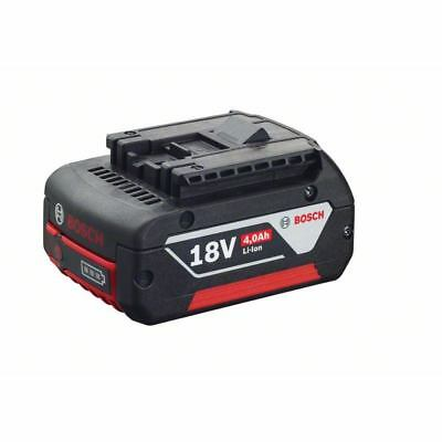 Bosch Pack de Batterie 18 V - HD, 4,0 Ah, LI-ION