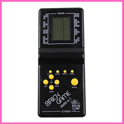 Handheld Game Console Toy Classic Tetris LCD Electronic Childhood Brick Games