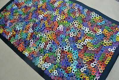 SELINA NUMINA 168 x 100 cm Original Painting - Aussiepaintings Aboriginal Art