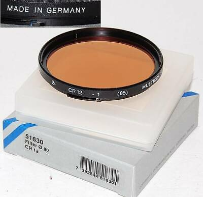 Hasselblad Filter B60 CR 12  -1   made in Germany