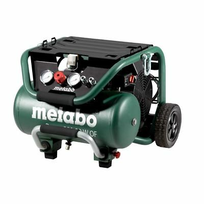 Metabo Pneumatic Mobile Compressor Power 400-20 W Of