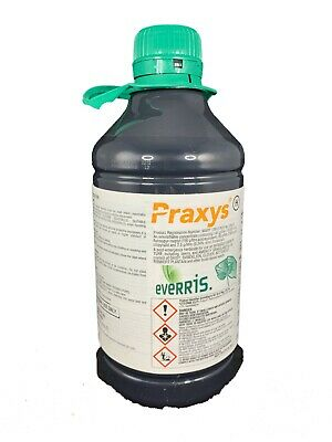 Praxys 2Lts - Selective Professional Total Lawn/Turf Weedkiller