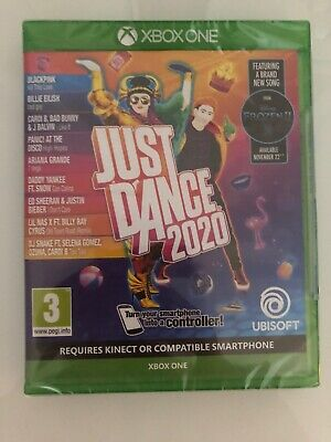 Xbox one Just Dance 2020-  Requires Comparable Smart Phone