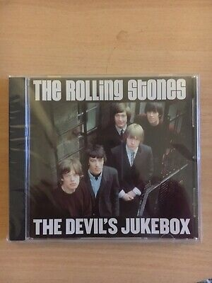 The Rolling Stones The Devils Jukebox CD New And Sealed