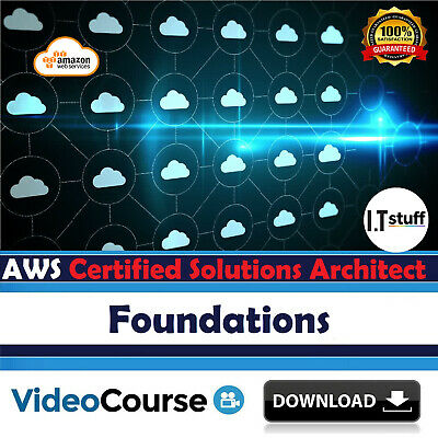 AWS Certified Solutions Architect Foundations CBT training videos
