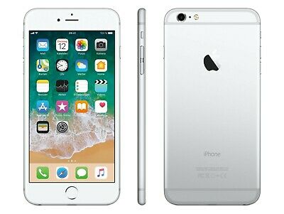 Apple iPhone 6 Silber 16GB (TOP Zustand)