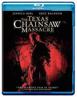 The Texas Chainsaw Massacre (2003) [Blu-ray], Good DVD, R. Lee Ermey,Eric Balfou