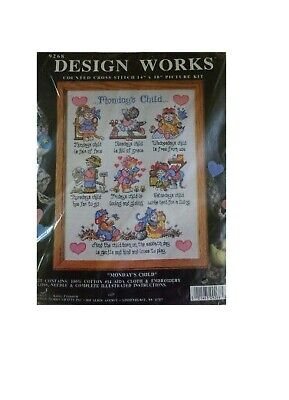 Cross Stitch Kit ~ Dimensions I Don/'t Do Mornings Kitty Cats #65043 OOP SALE!