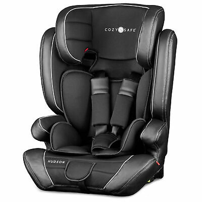 Cozy n Safe Hudson Group 1/2/3 Child Car Seat with 25kg Harness