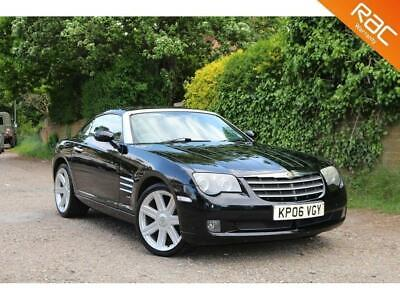 2006 Chrysler Crossfire 2dr Coupe Petrol Manual