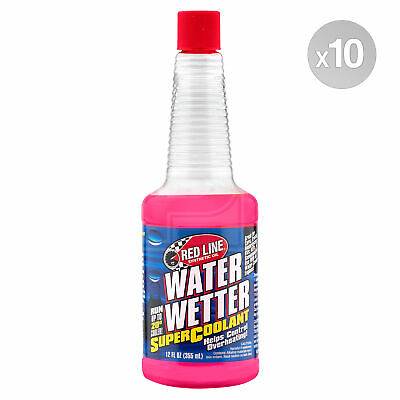 RED LINE WaterWetter Special SUPER Coolant Additive - 10 x 355ml