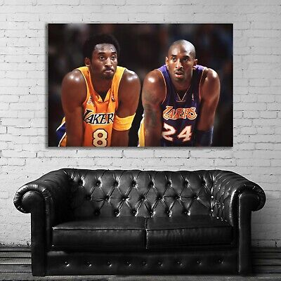 #45 Kobe Bryant Basketball Sport Athlete 40x60 inch More Sizes Large Poster