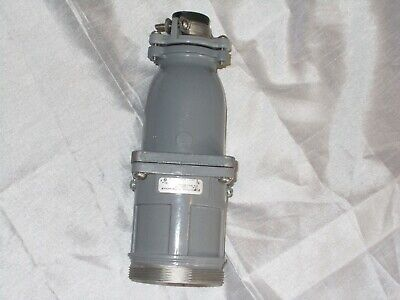 THOMAS & BETTS RUSSELLSTOLL 3124W-78 60 Amp 250/480V Female Receptacle