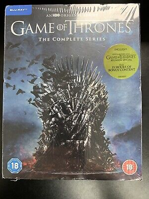 Game Of Thrones 1-8 The Complete Series Box Set - Brand New & Sealed