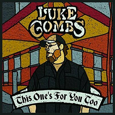 Combs,Luke-This Ones For You Too (Dlx) Cd Nuovo