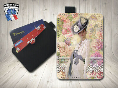 petit porte cartes card holder - audrey hepburn 02