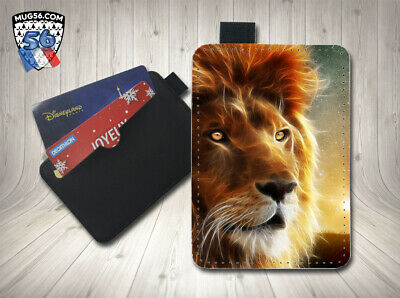 petit porte cartes card holder - lion 01