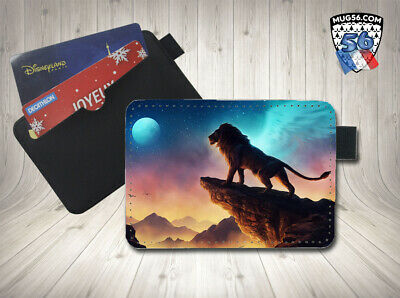 petit porte cartes card holder - lion 02
