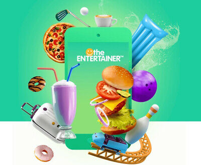 Abu Dhabi Entertainer 2020 7 Days Rental (All Vouchers Available!!)