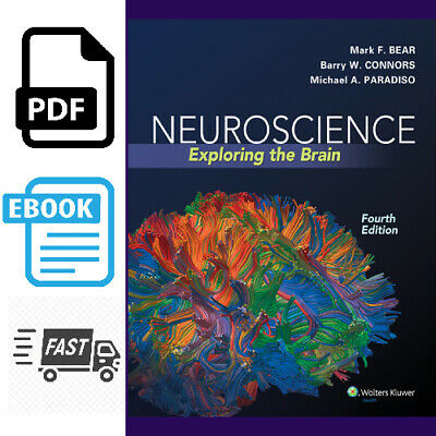 Neuroscience Exploring the Brain 4th Edition by Mark F. Bear (eB00k [P.D.F])
