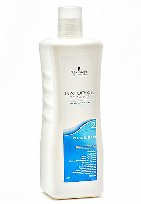 Schwarzkopf Natural Styling Classic Hydrowave Perm Solution 2 1L