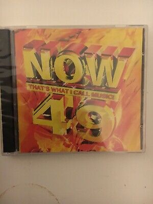 Now 49 Now Thats What I Call Music CD Brand New And Sealed